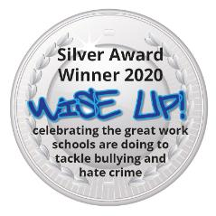 Wise Up Silver Award 2020